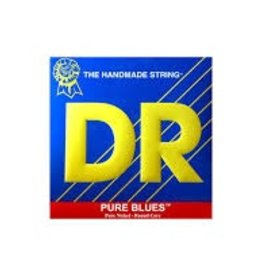 DR PURE BLUES Pure Nickel Electric: 11, 14, 18, 28, 38, 50