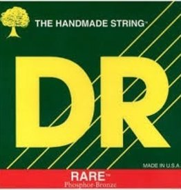 DR RARE™ - Phosphor Bronze Acoustic: 10, 14, 22, 30, 38, 48