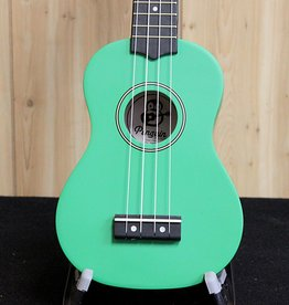 Amahi Amahi Penguin Ukulele, Green Color