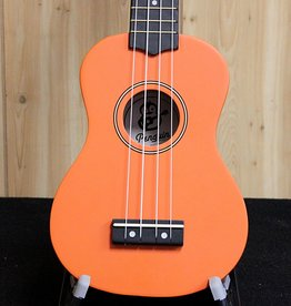 Amahi Amahi Penguin Ukulele, Orange Color