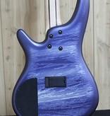Ibanez Ibanez SoundGear SR 4-String Electric Bass in Navy Planet Matte