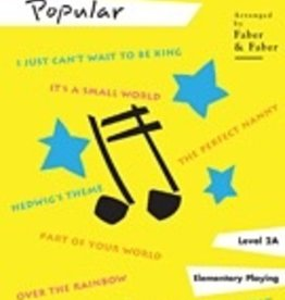 Hal Leonard Faber Piano Adventures: ShowTime Popular