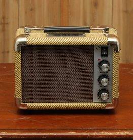 Kala Kala Portable Tweed Acoustic Amplifier and Charger