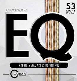 Cleartone Cleartone EQ Strings – Light (12-53)