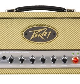 Peavey Peavey Classic® 20 MH 20 Watt Tube Mini Head