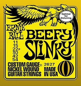Ernie Ball Ernie Ball Beefy Slinky 11-54 Electric Guitar Strings