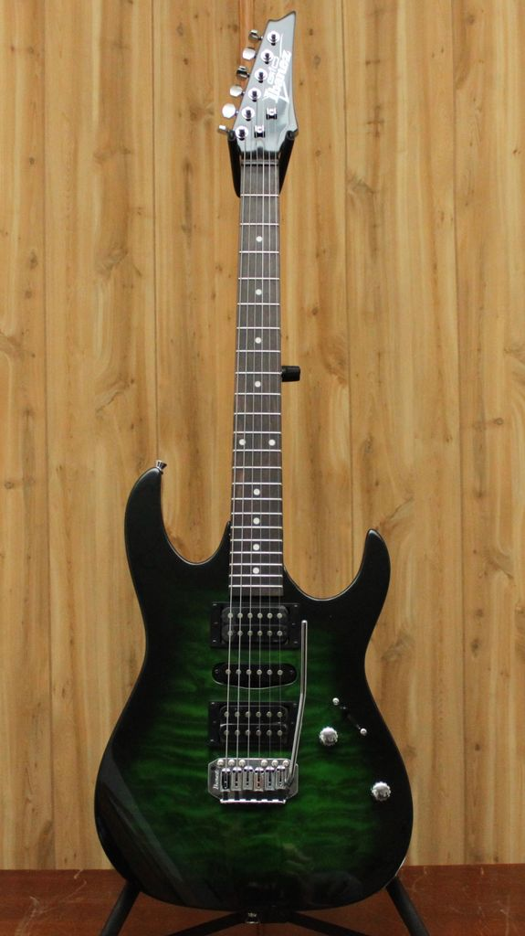 Ibanez Ibanez GIO RX Electric Guitar in Transparent Emerald Burst