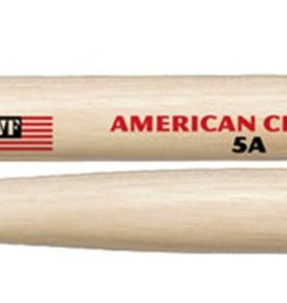 Vic Firth Vic Firth - 5A Hickory Wood Tip