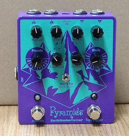 EarthQuaker Devices Pyramids Stero Flanger Pedal