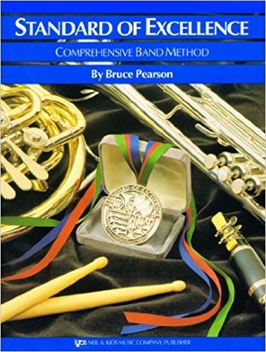 Standard Of Excellence Comprehensive Band Method: Drums & Mallet Percussion Book 2
