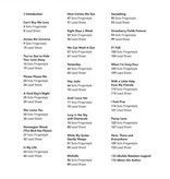 Hal Leonard Hal Leonard Beatles Fingerstyle Ukulele Song Book
