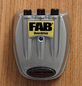 Danelectro Danelectro - FAB Overdrive Pedal