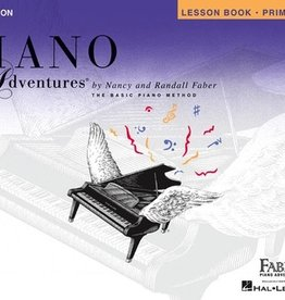 Hal Leonard Hal Leonard Faber Piano Adventures Primer Level - Lesson Book