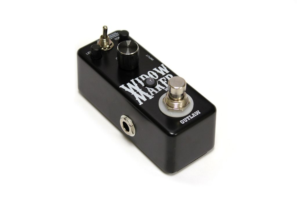 Outlaw Effects Widow Maker Metal Distortion Pedal
