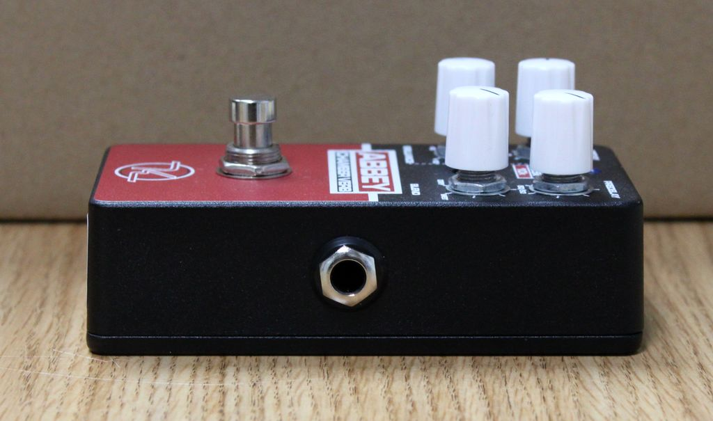 Keeley Abbey Verb  / Abbey Verb Vintage Chamber Reverb