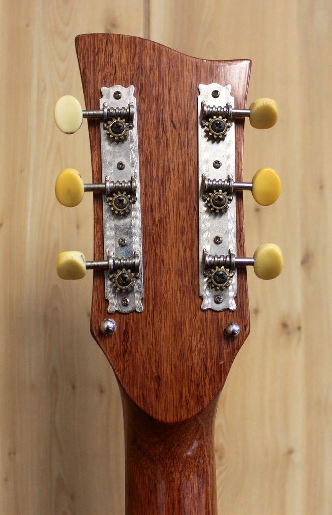 Used Sears & Roebuck electric guitar