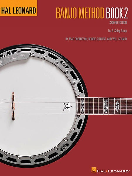 Hal Leonard Hal Leonard Banjo Method - Book 2