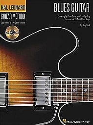 Hal Leonard Hal Leonard Guitar Method - Blues Guitar