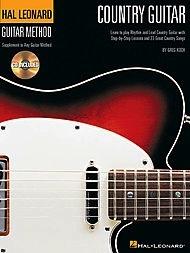 Hal Leonard Hal Leonard Country Guitar Method