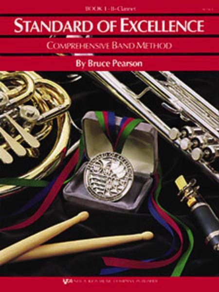 Standard of Excellence:Trumpet/Cornet Book 1