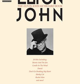 Hal Leonard Hal Leonard: The Elton John Keyboard Book - Note for Note Transcriptions