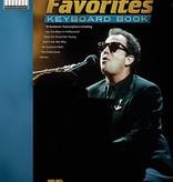 Hal Leonard Hal Leonard: Billy Joel Favorites Keyboard Book - Note for Note Transcription