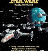 Star Wars: 10 Exciting Selections from the Movie Saga Arranged for Piano (5 Finger)