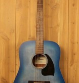 Ibanez Ibanez PF18 Performance Dreadnought Acoustic Guitar in Weathered Denim Blue