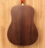 Used Larrivee D-40R Acoustic Guitar with case