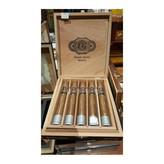 El Titan de Bronze El Cigar's Family Series Sawyer- Blanton's Bourbon Infused Toro 5 Count Box