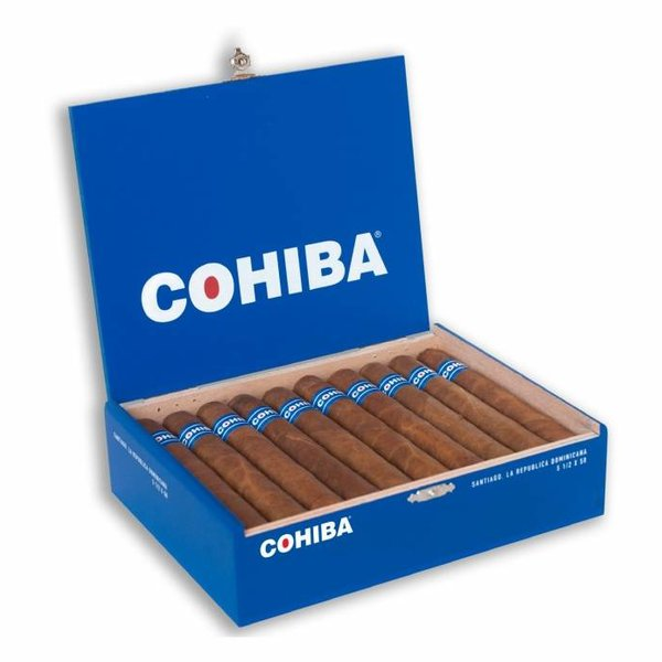 Cohiba Cohiba Blue Classico Toro Box of 20