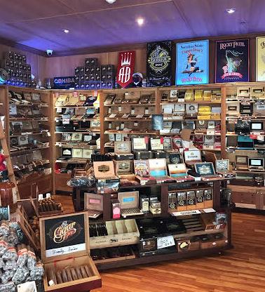 Online cigar shop