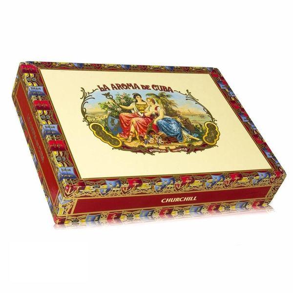 Aroma de Cuba La Aroma de Cuba Churchill Box of 25