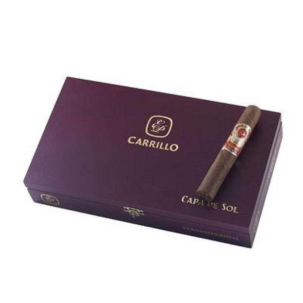 EP Carrillo E.P. Carrillo Capa Del Sol Robusto Royal