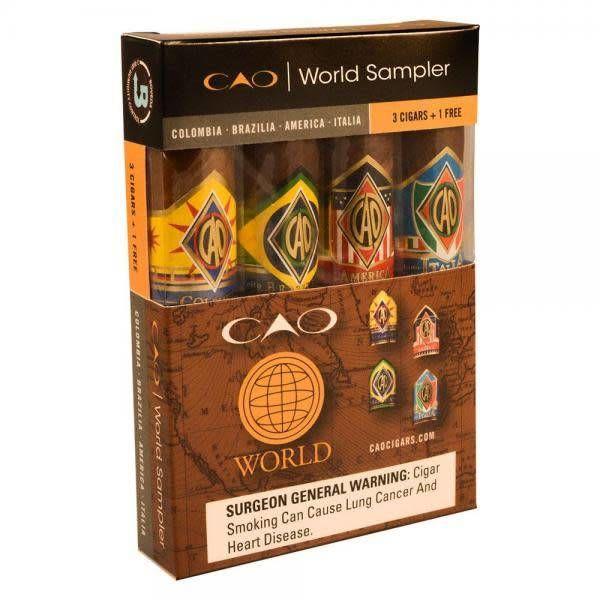 CAO CAO World Sampler
