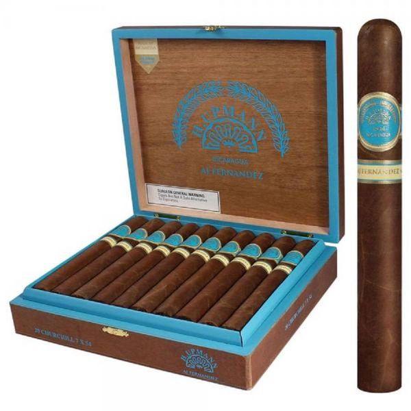 H. Upmann H. Upmann by AJ Fernandez Churchill Box of 20