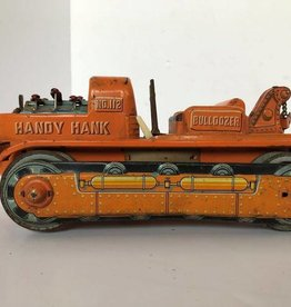 Handy Hank toy bulldozer
