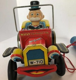 Willy the Walking Car tin toy