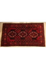 Tribal Balouchi hand-knotted carpet