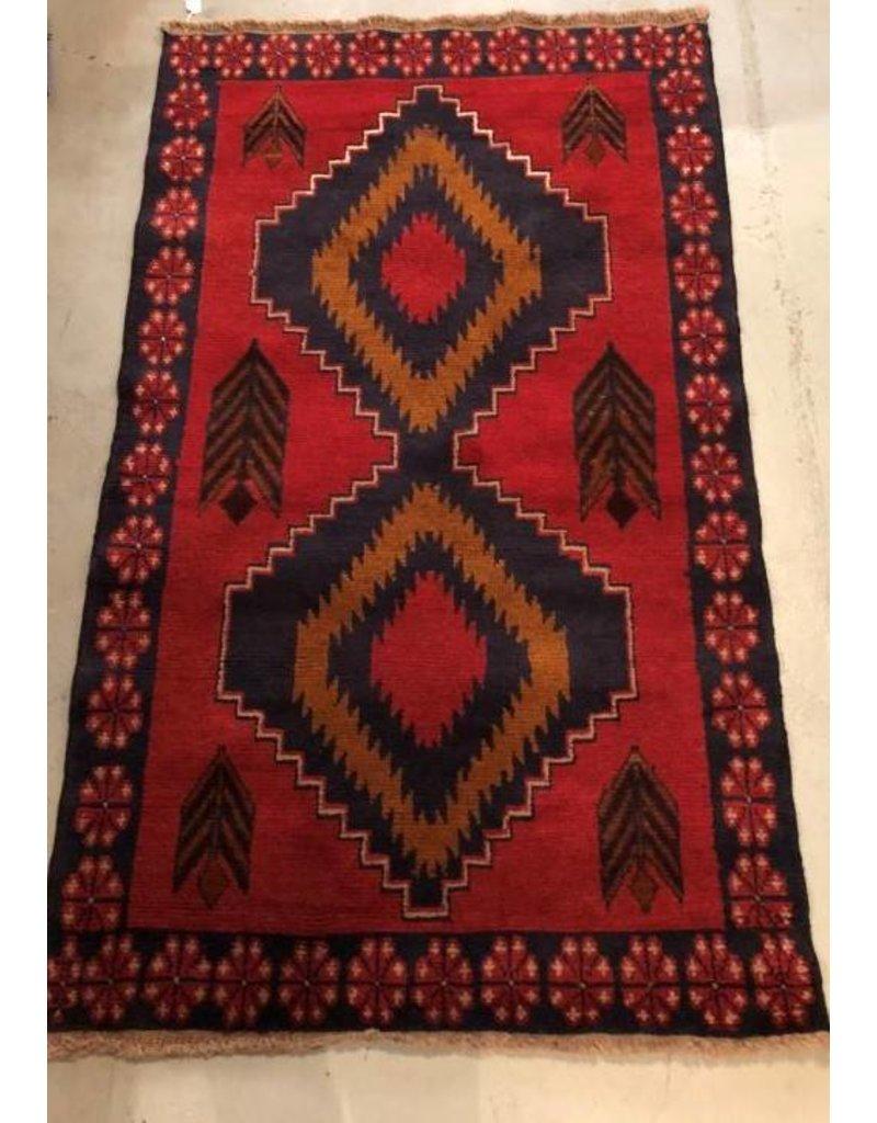 Hand-made Persian rug