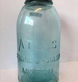 Atlas Strong Shoulder Mason canning jar
