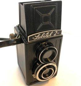 Lubitel 2 medium format film camera
