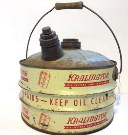 Kralinator gas can