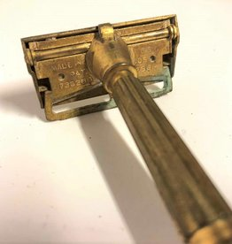 Gem Micromatic Clog-Pruf Safety Razor
