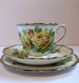 Royal Albert Tea Rose Trio