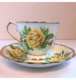 "Royal Albert ""Tea Rose"" cup and saucer"