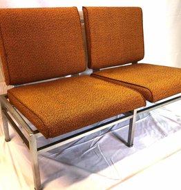 Retro two person seating