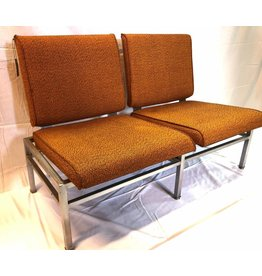 Retro two person seating
