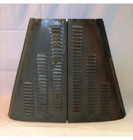 1932 Ford Roadster louvered car hood