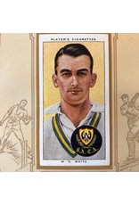 Player's tobacco cards - Cricketers, complete album with all players' cards